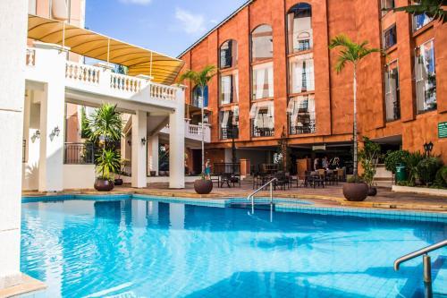 . Rio Quente Resorts - Giardino Suites