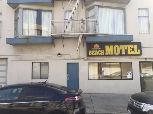 Beach Motel - San Francisco, CA CA 94122