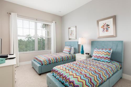 Summerville Resort Five Bedroom Townhome Sv106 - Kissimmee, FL 34747