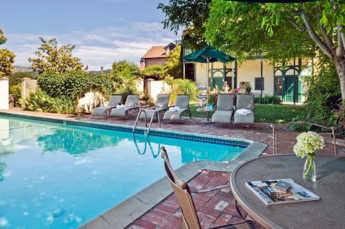 Maison Fleurie A Four Sisters Inn - Yountville, CA CA 94599