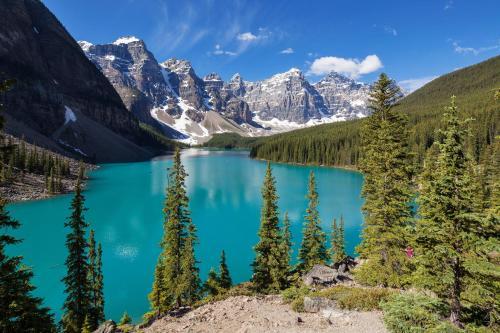 Moraine Lake Lodge - Accommodation - Lake Louise