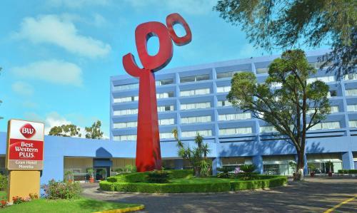 . Best Western PLUS Gran Hotel Morelia