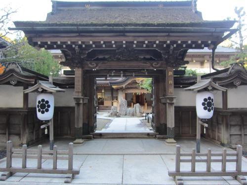 Sojiin - Hotel - Kōyasan