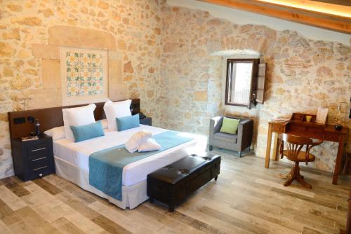 Junior Suite Hotel Molí de l'Escala 1