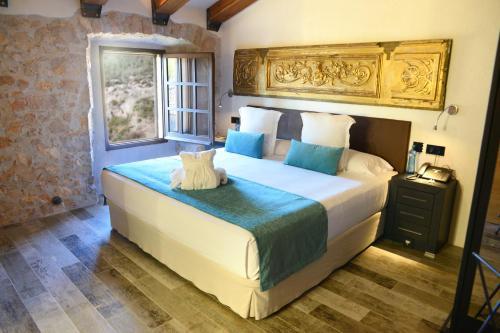 Double Room Hotel Molí de l'Escala 1