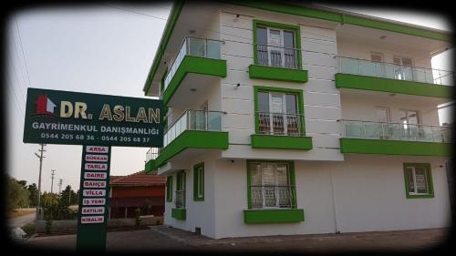 Esenboga Dr Aslan Apart Hotel adres