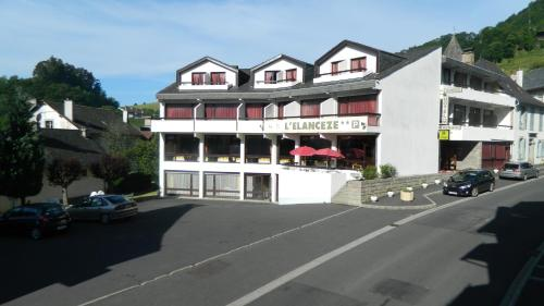Hotel-overnachting met je hond in L'Elancèze - Thiézac