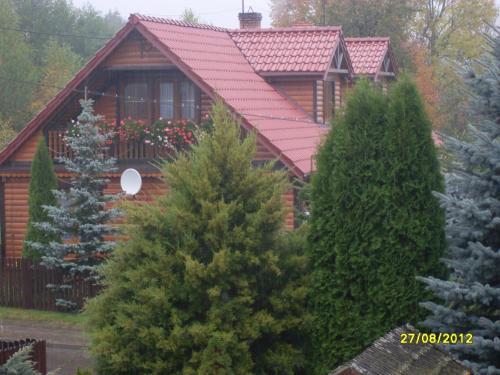 . Domek Jaskółka