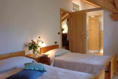 B&B Casa Riz - Accommodation - Castello di Fiemme