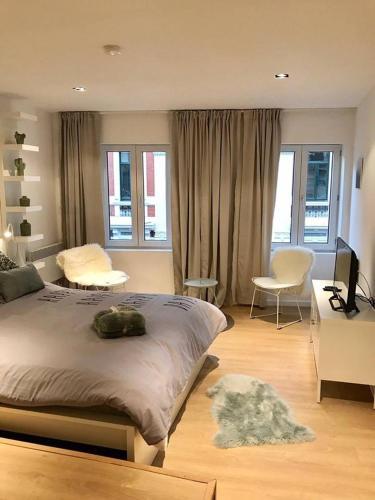 Your suite Ghent, Ferienwohnung in Gent
