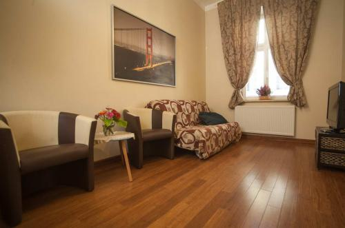 Hotel-overnachting met je hond in Apartament Wielopole - Krakau - Oude Stad