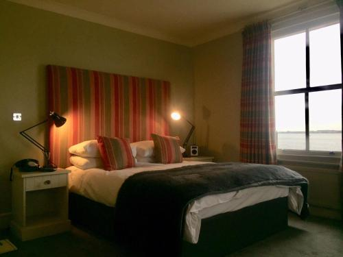The Pier Hotel, The Quay, Harwich, Harwich, CO12 3HH, Essex, England.
