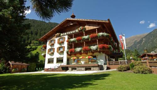 Pension Almrausch Neustift im Stubaital