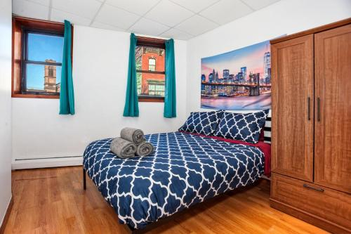 15 Minutes To Nyc! Lovely 2 Bedroom - Jersey City, NJ 07302
