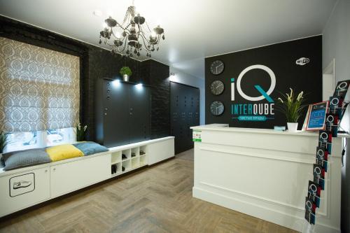 Capsule Hotel InterQUBE Chistye Prudy