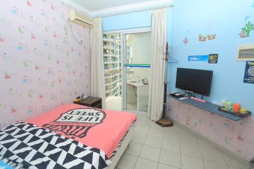 Mini room with balcony (Mini room with balcony )