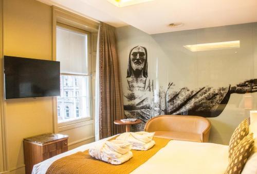 Le Monde Hotel photo 76