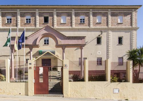 HotelAlbergue Inturjoven Huelva
