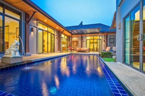 Villa Etera by Tropiclook Saiyuan style Nai Harn Villa Etera by Tropiclook Saiyuan style Nai Harn