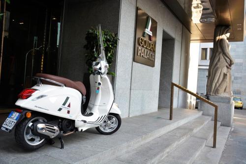 AllegroItalia Golden Palace - Hotel - Turin