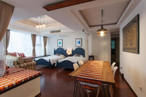 . Chengdu Morpheus City Service Apartment