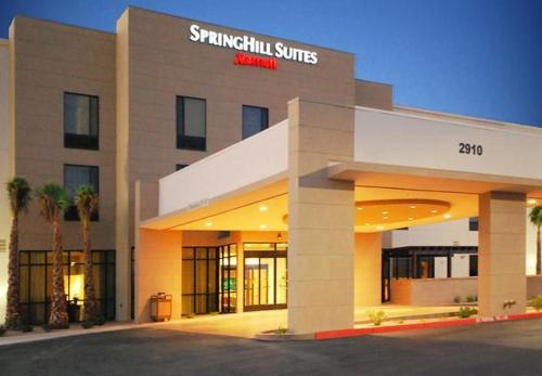 Springhill Suites By Marriott Las Vegas North Speedway - Photo 2 of 23
