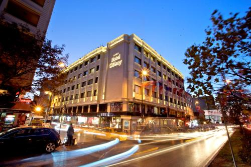 Istanbul Grand Hotel Gulsoy how to go