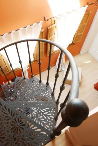 Suite Junior Dúplex Hotel Rincon de Traspalacio 5
