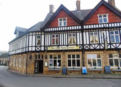 The Old Poets Corner, Chesterfield