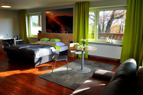 Hotel-overnachting met je hond in Idar Apartamenty - Jelenia Góra