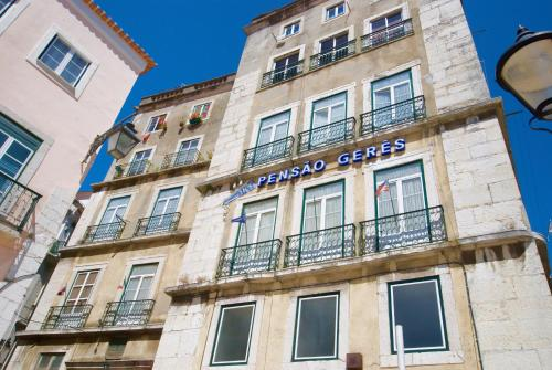 Residencial Geres in Lissabon