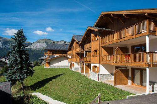 CGH Résidences & Spas Les Chalets de Léana - Accommodation - Les Carroz