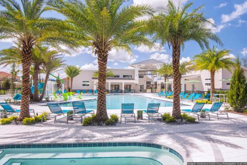 Aco Premium Nine Bedrooms With Pool (1753) - Kissimmee, FL 34746
