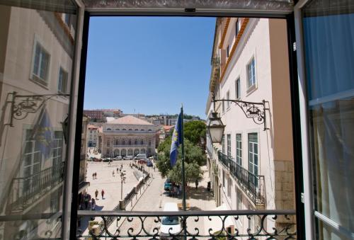 Residencial Geres, Pension in Lissabon