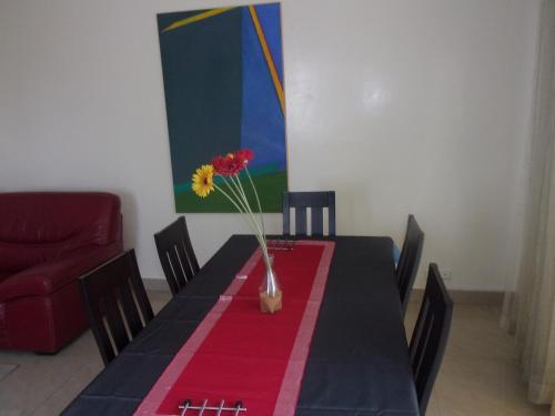 . Appartement meuble à Mbao