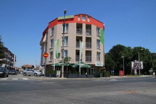 . Aparthotel Park