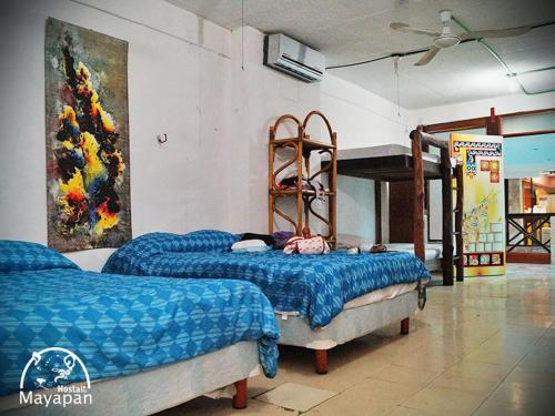 Single Bed in Female Dormitory Room (8 Beds)