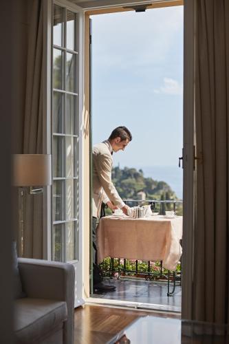 Belmond Hotel Splendido Zimmerfotos