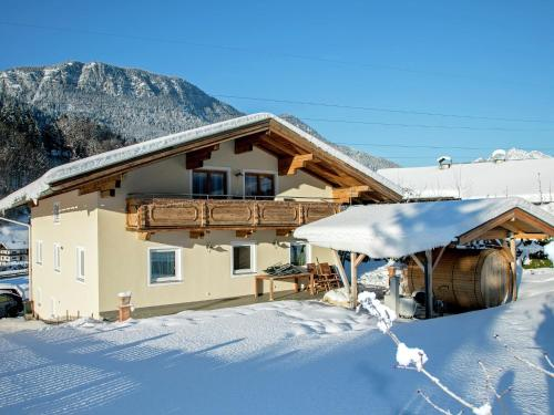 Spacious Chalet near Ski area in Itter