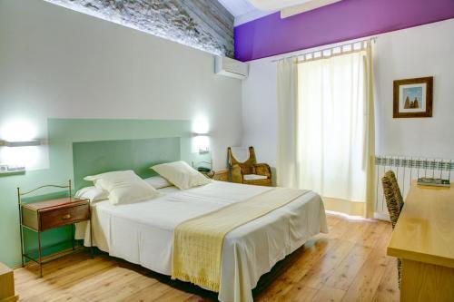 Habitación Doble Superior Hotel La Freixera 11