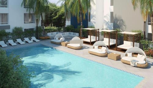 Popular Hollywood Prestige Suite - Los Angeles, CA 90028