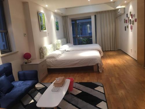 Beijing Tiandi Huadian Hotel Apartment (Qilinshe Branch) photo 17