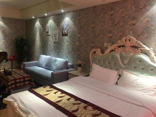 Beijing Tiandi Huadian Hotel Apartment (Qilinshe Branch) photo 18