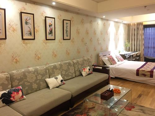 Beijing Tiandi Huadian Hotel Apartment (Qilinshe Branch) photo 24