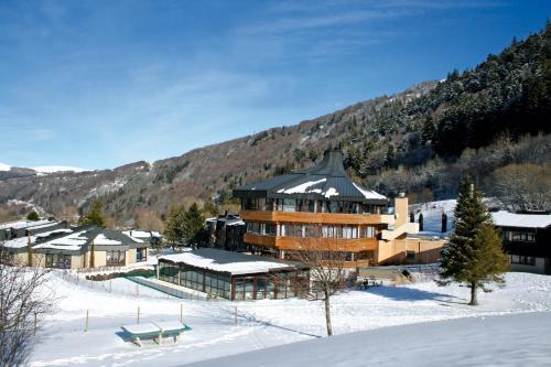 Village Vacances La Prade Haute Le Mont Dore