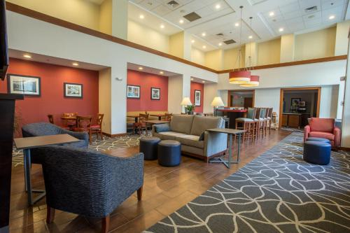 Hampton Inn & Suites Tilton in Tilton