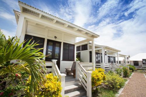 Sea Grape Drive, San Pedro, Ambergris Caye, Belize.