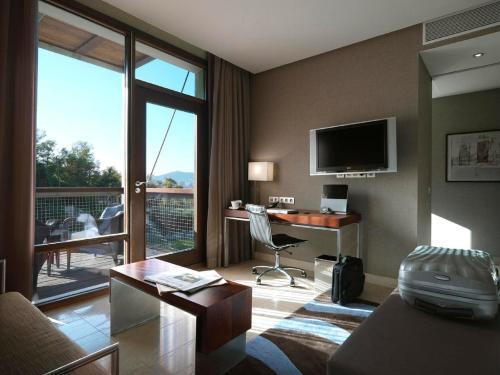 Deluxe Double or Twin Room Hotel Miramar Barcelona GL 12