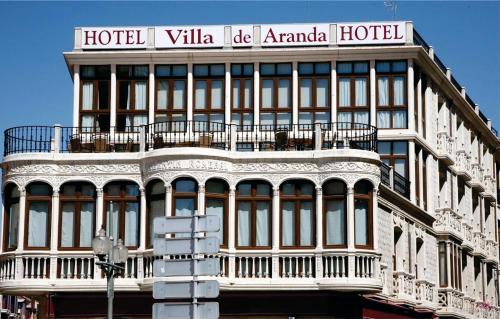 . Hotel Villa de Aranda