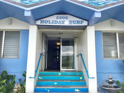 Holiday Surf Hotel (with full kitchen) - Honolulu, HI HI 96815